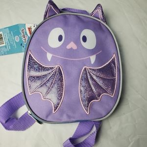 Disney Vampirina  Purple bat kids backpack NWT
